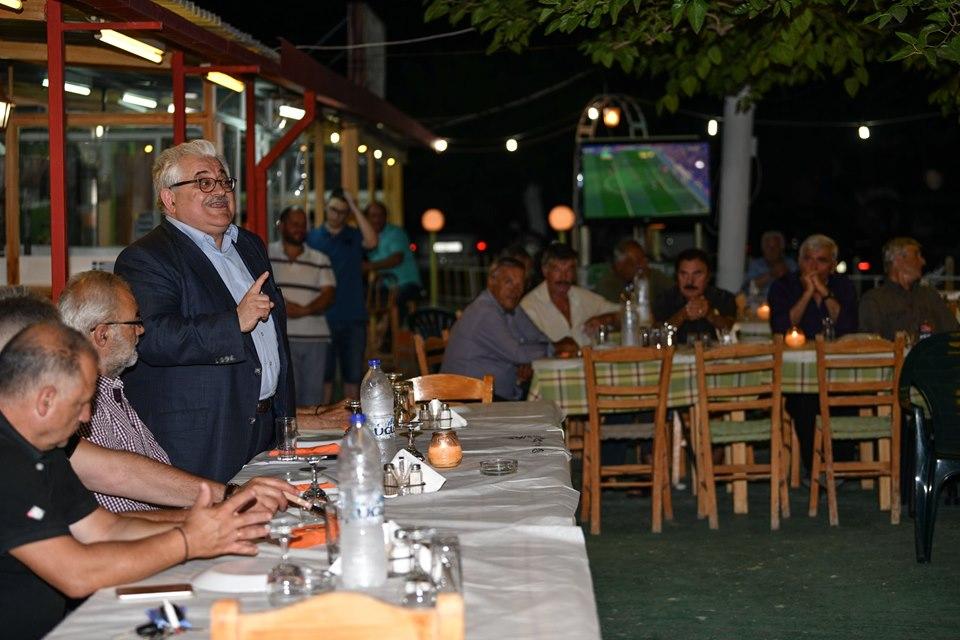 Κώστας Τζαβάρας από τη Βάρδα: «Η παραγωγική ανασυγκρότησητου πρωτογενούς τομέα πρέπει να ξεκινήσει από την Ηλεία» (photos)