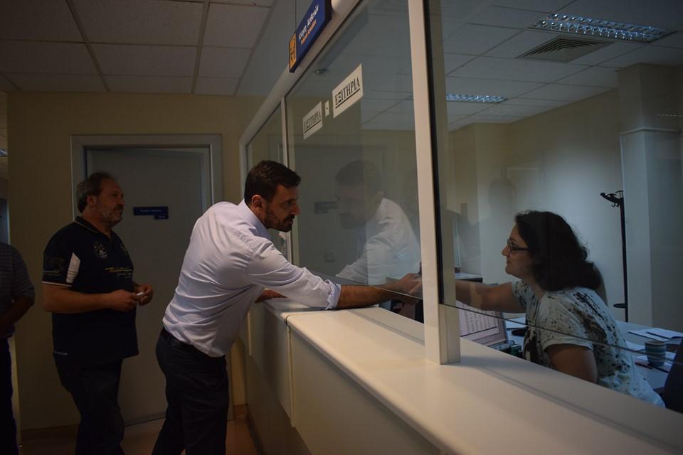 Ανδρέας Νικολακόπουλος: ΕΚΑΒ... σε αναμονή- Αδιανόητη απόφαση υπαγωγής της υπηρεσίας στην Πάτρα !!