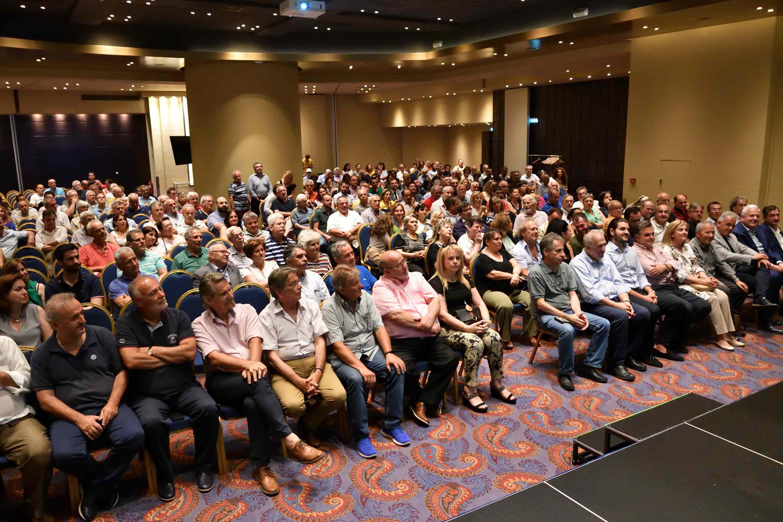 Γιάννης Κουτσούκος: Η μεγαλύτερη συγκέντρωση ετεροδημοτών της Αθήνας (Photos)