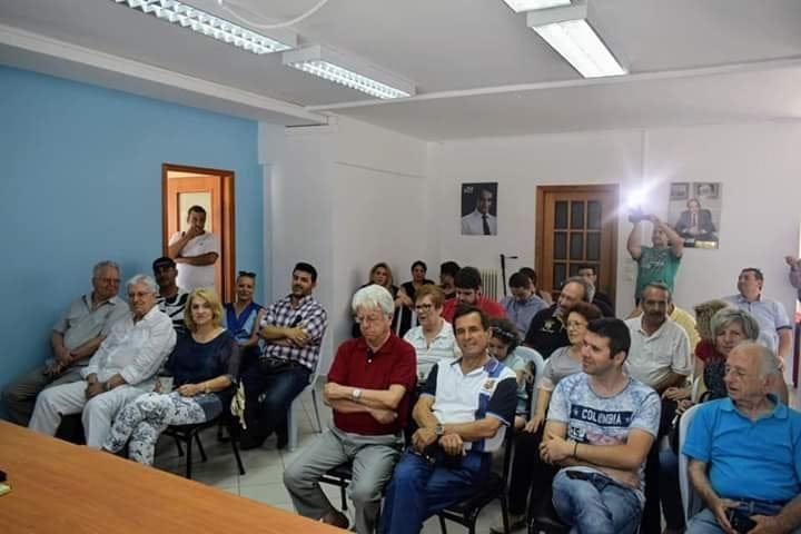 ΝΟ.Δ.Ε. Ν.Δ. ΗΛΕΙΑΣ: Ισχυρή Ανάπτυξη, Αυτοδύναμη Ελλάδα