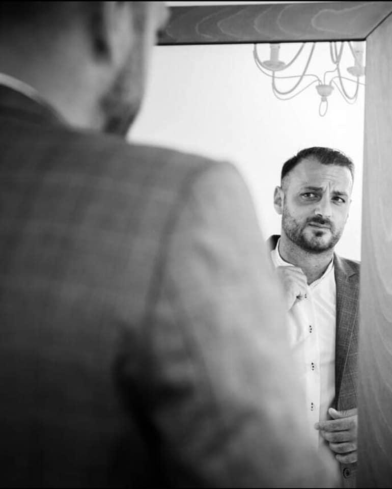 Γαστούνη: Θρήνος για τον πρόωρο και άδικο θάνατο του 35χρονου Σπύρου Καλαρύτη σε τροχαίο δυστύχημα στην Ε.Ο. Πατρών-Πύργου