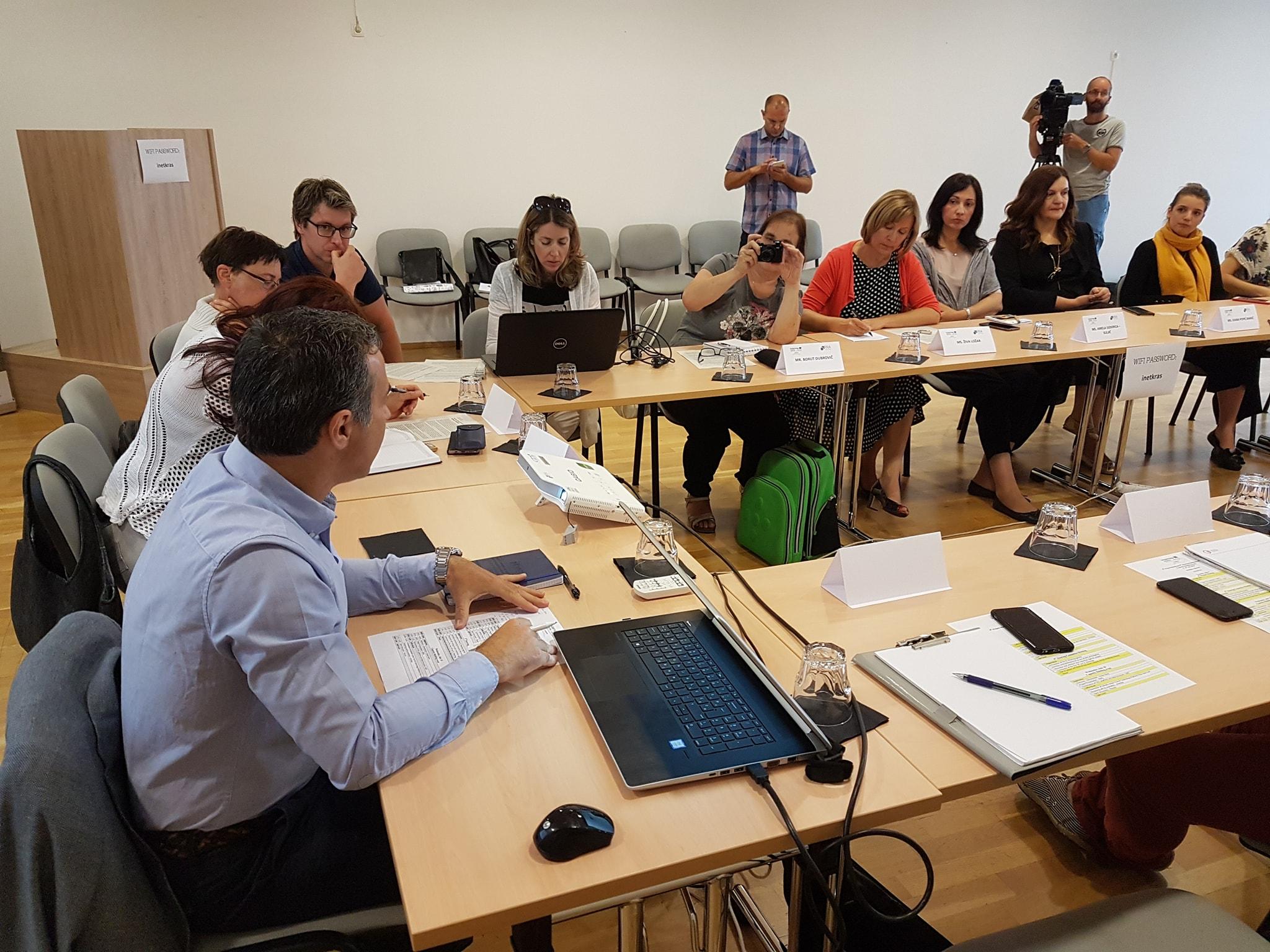 Περιφερειακό σύστημα καινοτομίας για τον τουρισμό της Αδριατικής μέσω του ευρωπαϊκού έργου InnoXenia – Επικεφαλής Εταίρος η Περιφέρεια Δυτικής Ελλάδας