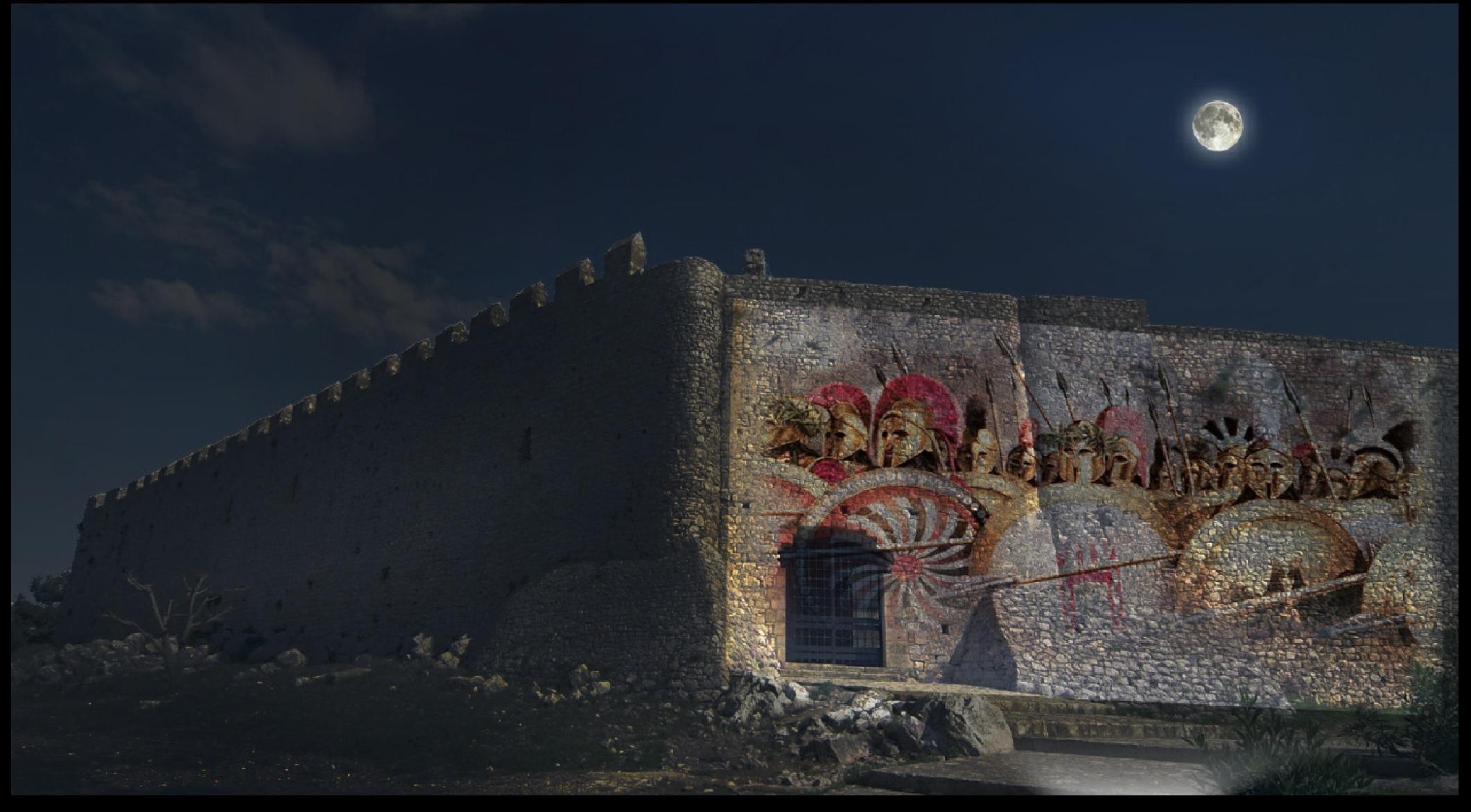 Χρηματοδότηση από το INTERREG για τον Δήμο Ανδραβίδας Κυλλήνης: 400 χιλιάδες ευρώ για αξιοποίηση, παρουσίαση και ανάδειξη για το Κάστρο Χλεμούτσι