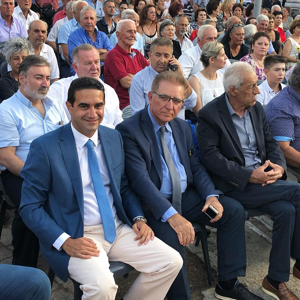 Ανδραβίδα: Με πολύ κόσμο η τελετή ορκωμοσίας της νέας δημοτικής Αρχής Ανδραβίδας-Κυλλήνης- Λέντζας: Πάμε όλοι μαζί (photos)