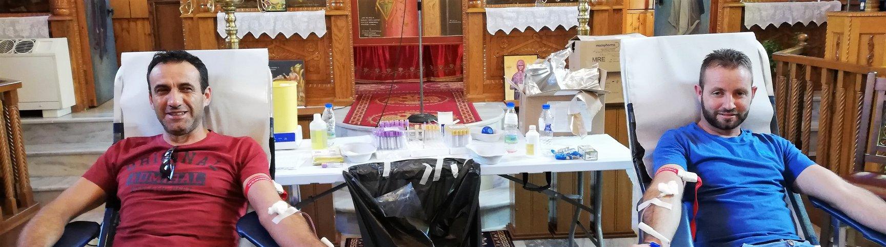 Ηλεία: Με πολύτιμες μονάδες αίματος αιμοδότησαν στην Ωλένη μέλη του Συλλόγου Εθελοντών Αιμοδοτών Ωλένης «Ο Φιλάρετος»,(Photos)
