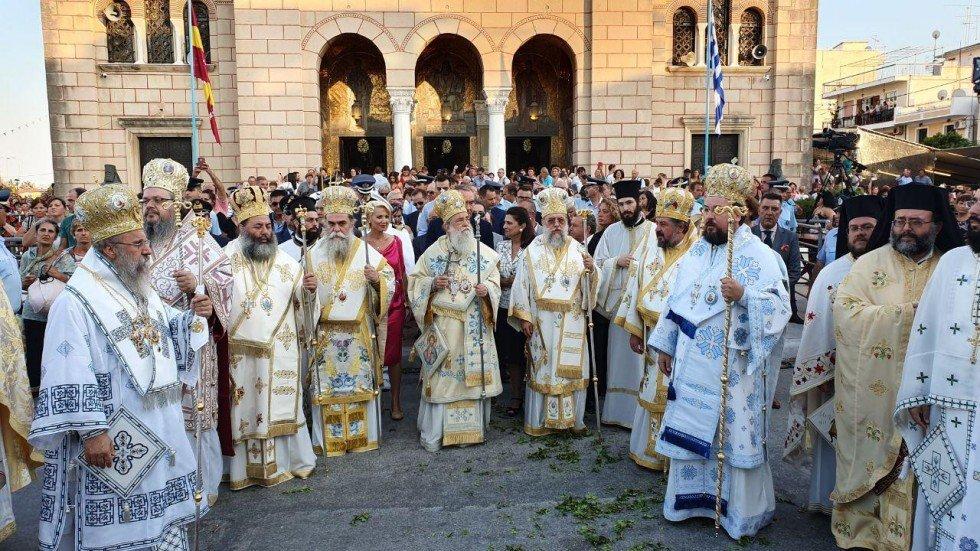 Ζάκυνθος: Το Φιόρο του Λεβάντε, εόρτασε λαμπρά και ιεροπρεπώς το Άγιο Κορμάκι Του Αγ. Διονυσίου!