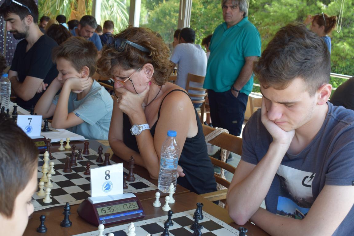 Σκακιστική Ακαδημία Πύργου- 9ο Ευ αγωνίζεσθαι 2019: Για 3 μέρες ο Πύργος έγινε το επίκεντρο του σκακιού! (Photos)