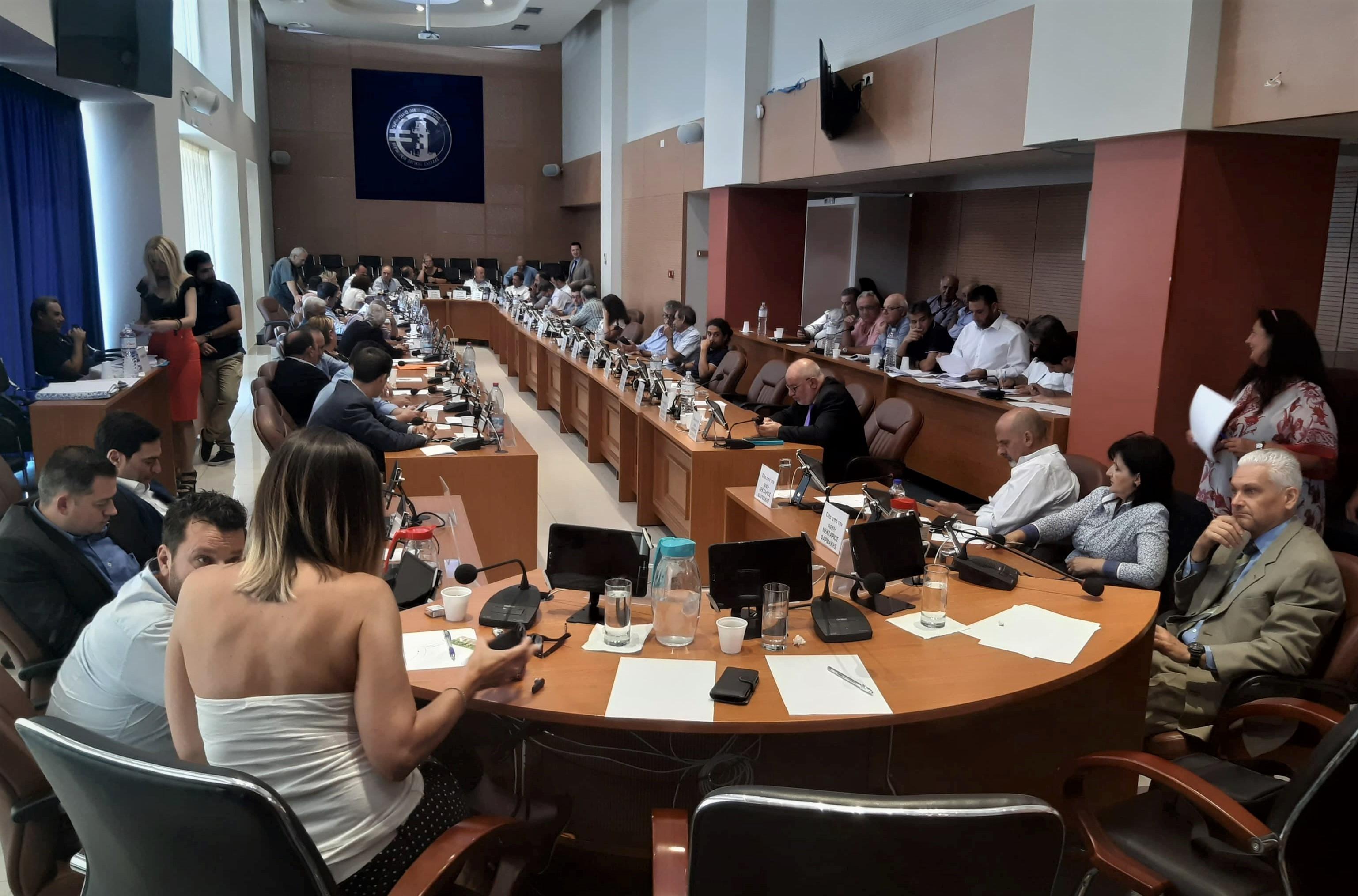 Ο Παναγιώτης (Τάκης) Παπαδόπουλος νέος πρόεδρος του Περιφερειακού Συμβουλίου Δυτικής Ελλάδας – Εκλέχτηκε η νέα Οικονομική Επιτροπή (Photos)