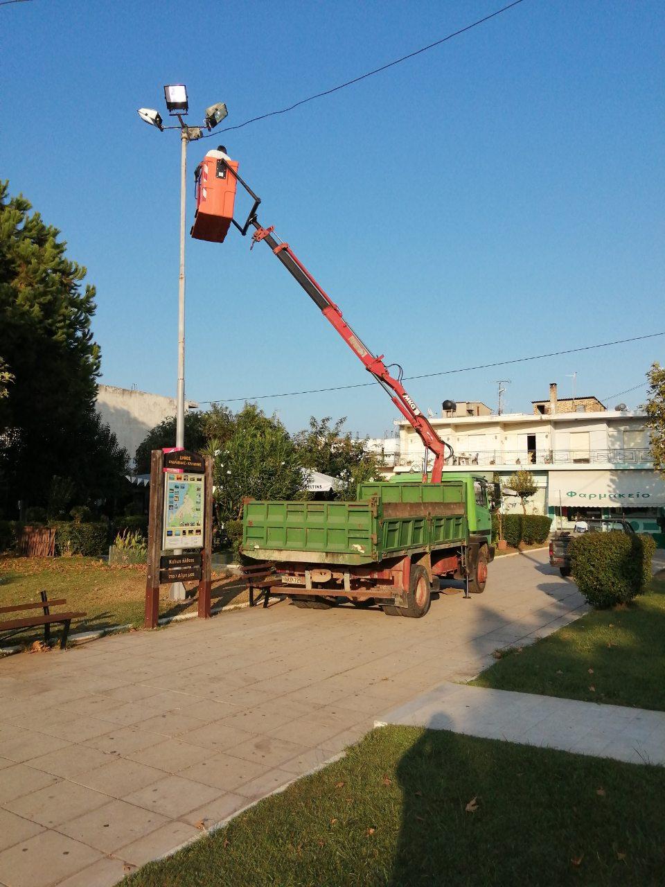 Δήμος Ανδραβίδας-Κυλλήνης: Αλλάζει προς το καλύτερο η εικόνα του Δήμου- Στο επίκεντρο η καθημερινότητα του πολίτη (photos)