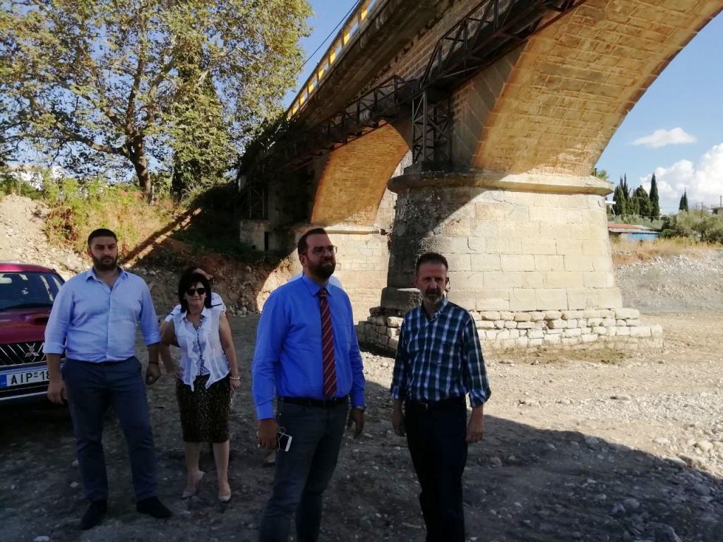 ΠΔΕ: Επίσκεψη του Περιφερειάρχη Δυτικής Ελλάδας Νεκτάριου Φαρμάκη σε έργα στην Αιτωλοακαρνανία: «Είμαστε εδώ για όλα»