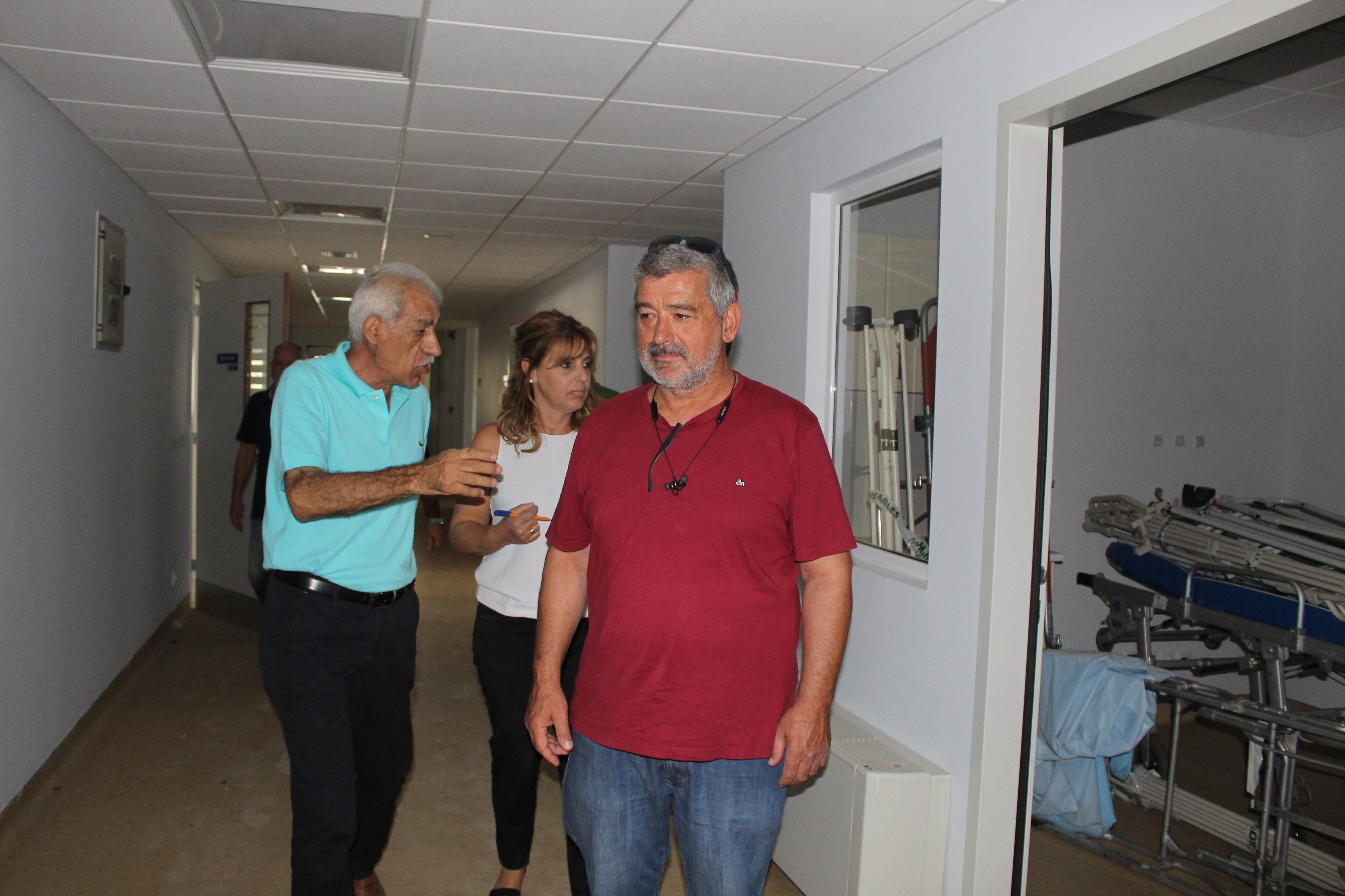 Δήμος Ήλιδας: Αυτοψίες του Δημάρχου Γιάννη Λυμπέρη σε υπό εκτέλεση έργα- «Τρέχει» για την τήρηση των δεσμεύσεων (photos)