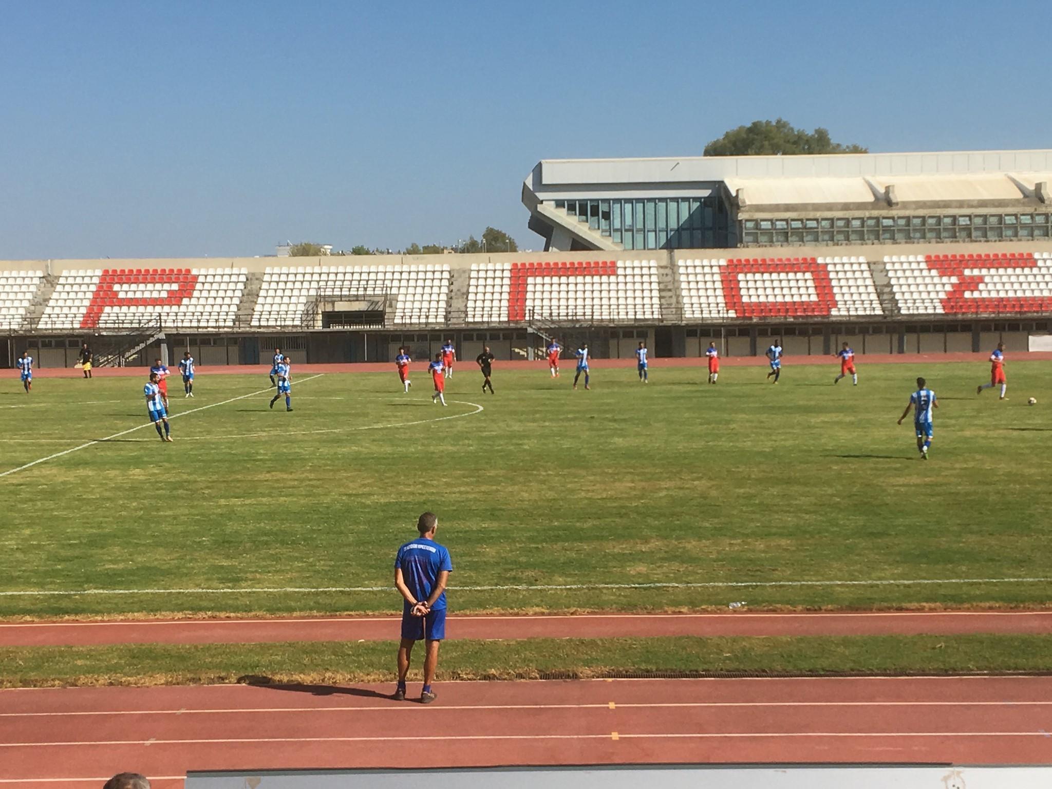 Ξενοφών Κρεστένων- Αιγάλεω 1-2 στον Πύργο για το Κύπελλο Ελλάδας- Πίστεψαν και παίζοντας ψυχωμένα οι παίκτες της Κρέστενας έχασαν στις καθυστερήσεις την πρόκριση (photos-ΒΙΝΤΕΟ)