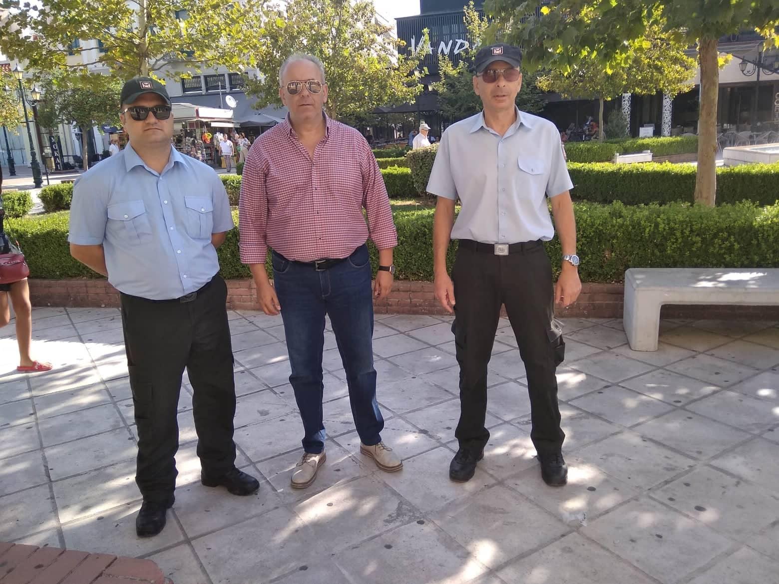 Δήμος Πύργου: Η Δημοτική Αστυνομία στην υπηρεσία του δημότη