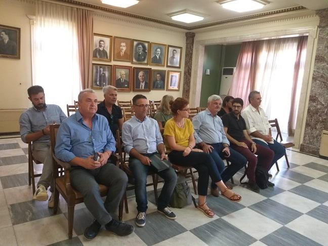 Συνεργασία Δήμου Πύργου με Ν.Ε ΤΕΕ Ηλείας (photos)