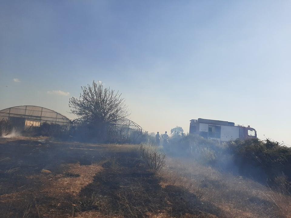 Αμαλιάδα: Πυρκαγιά σε έκταση στο Ρουπάκι τέθηκε γρήγορα υπό έλεγχο από την Πυροσβεστική Υπηρεσία Αμαλιάδας (photos)
