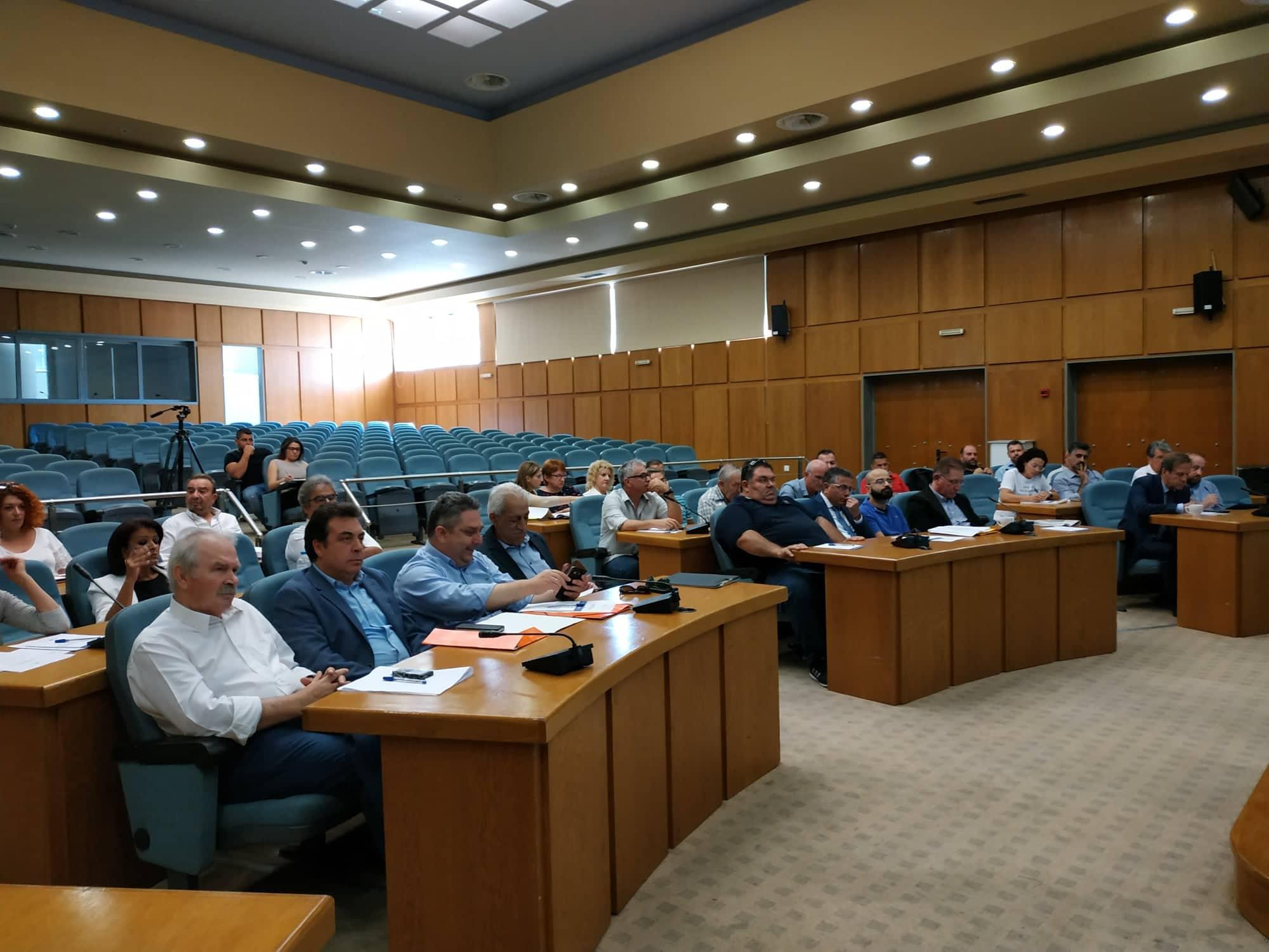 ΠΔΕ: Συνάντηση εργασίας στον Πύργο του Περιφερειάρχη Νεκτάριου Φαρμάκη με τους δημάρχους της Ηλείας για την πορεία υλοποίησης των ενταγμένων έργων στο Ε.Π. «Δυτική Ελλάδα 2014-2020» (photos)