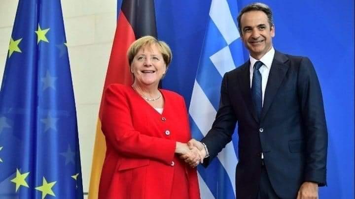 ΝΟ.Δ.Ε ΝΔ Ηλείας - Ο Πρωθυπουργός Κυριάκος Μητσοτάκης αποκαθιστά την Αξιοπιστία της Χώρας στο Εξωτερικό