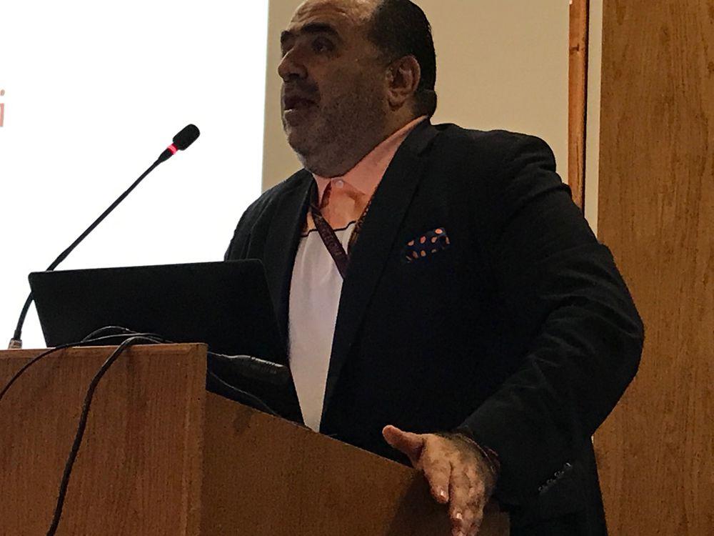 Πύργος: Η αλήθεια για το διαδίκτυο στη χθεσινή ημερίδα από τον Μανώλη Σφακιανάκη και το Διεθνές Ινστιτούτο για την Κυβερνοασφάλεια στο συνεδριακό της ΠΕ Ηλείας