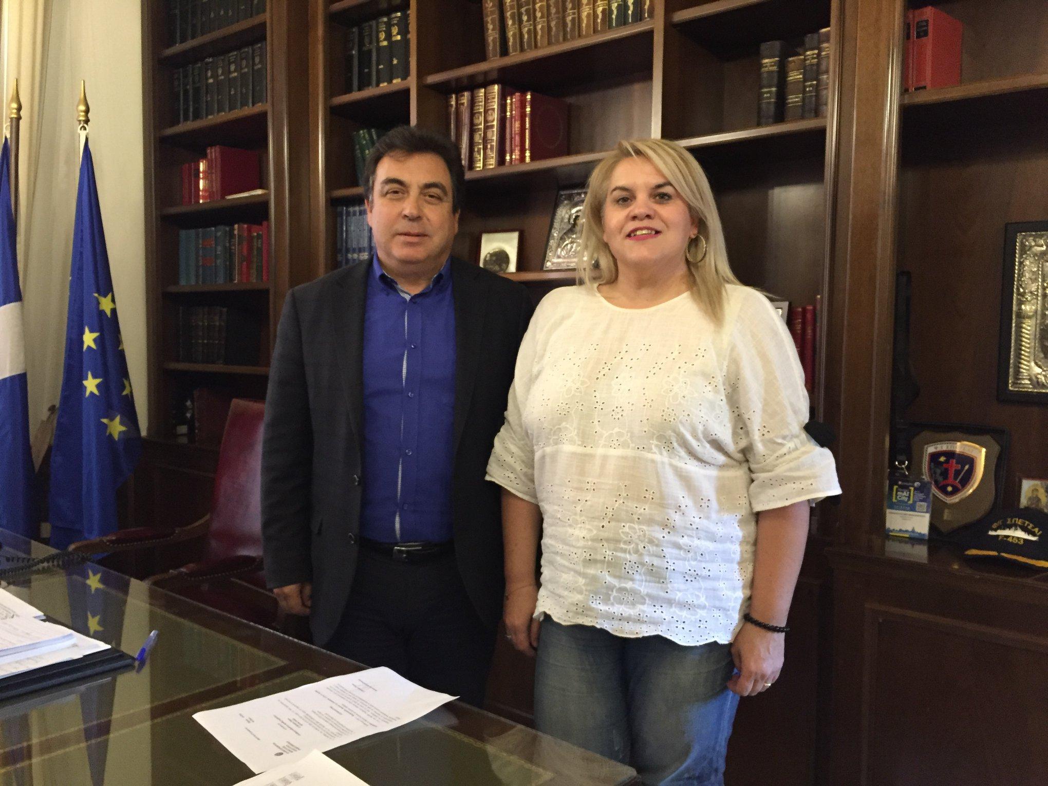 Δήμος Πύργου: H κα. Λαμπροπούλου Χριστίνα σε καθήκοντα άμισθης συμβούλου του Δημάρχου Πύργου σε θέματα Παιδείας και Διά Βίου Μάθησης