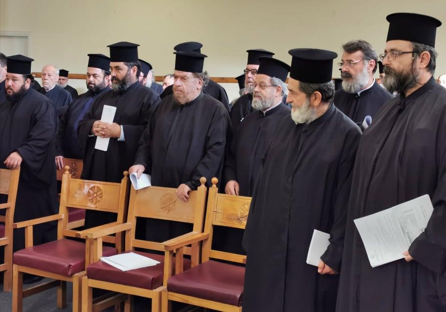 Γενική Ιερατική Σύναξη της Ιεράς Μητροπόλεως Ηλείας στον Πύργο (photos)