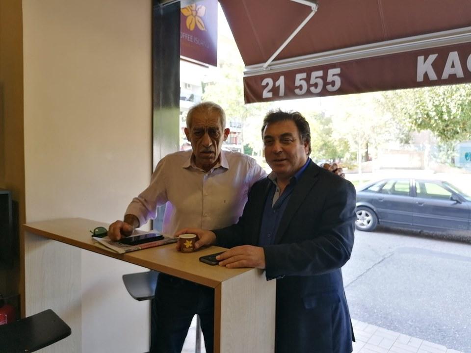 Τάκης Αντωνακόπουλος- Γιάννης Λυμπέρης: Συνεργασία και κοινό μέτωπο για το καλό της Ηλείας και των πολιτών της