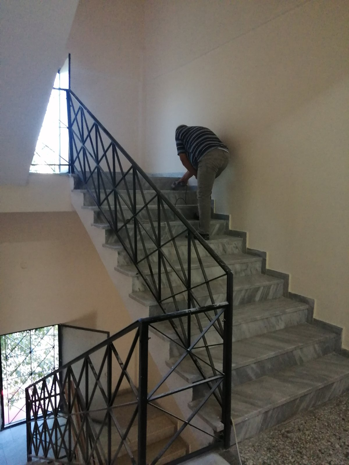 Συνεχίζονται τα έργα ανάπλασης του Δήμου Ανδραβίδας-Κυλλήνης- «Non-Stop» Αντιδήμαρχοι (photos)