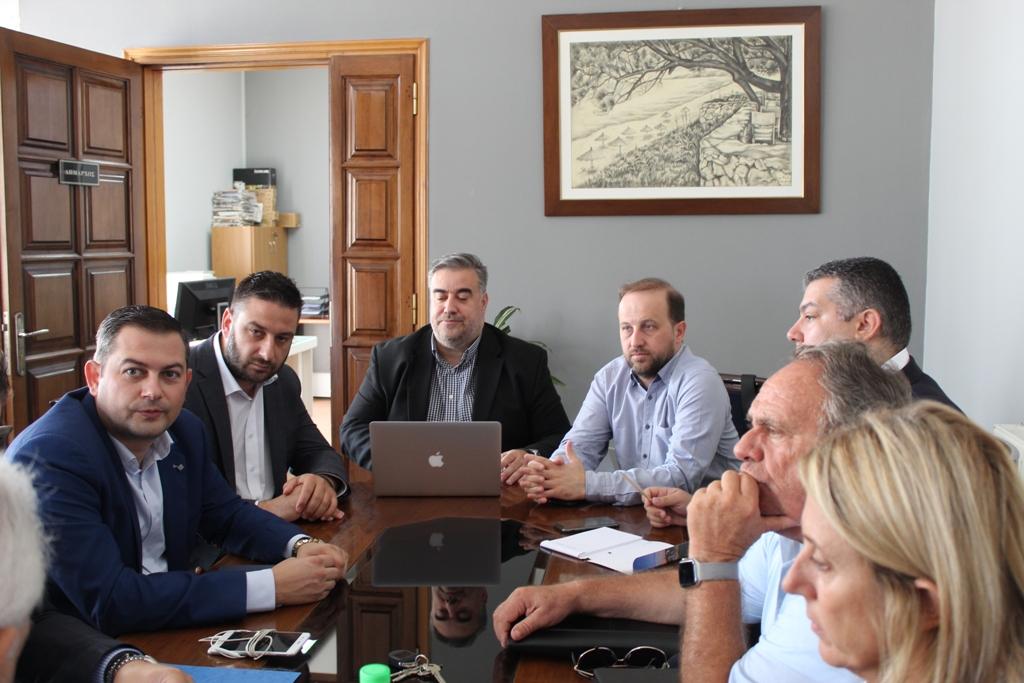 Δήμος Ήλιδας: Στενή συνεργασία με την Περιφέρεια Δυτικής Ελλάδας - Ιεραρχούν προτεραιότητες, προτείνουν έργα που δίνουν λύσεις σε προβλήματα (photos)