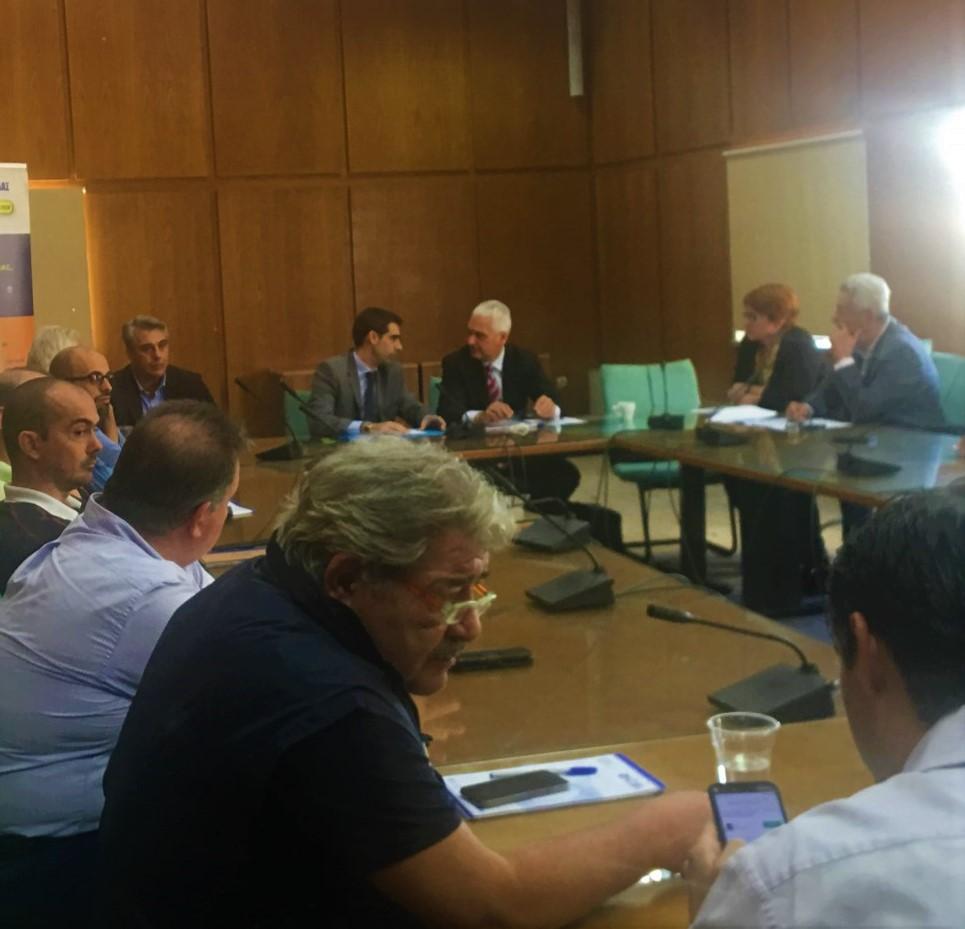 ΠΔΕ: Στην Ηλεία και την Αιτωλοακαρνανία ο Φωκίωνας Ζαΐμης για τη «Συμμαχία για την Επιχειρηματικότητα»