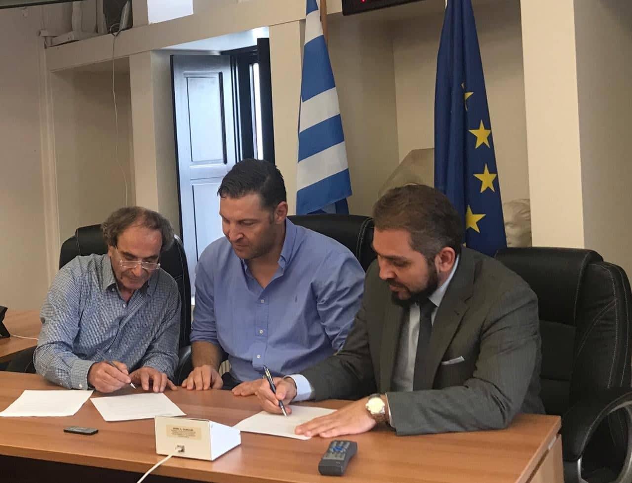 """Hellenic Seaplanes: Οι κατασκευές υδατοδρομίων συνεχίζονται… μετά την Πάτμο ο επόμενος σταθμός η Τήνος"