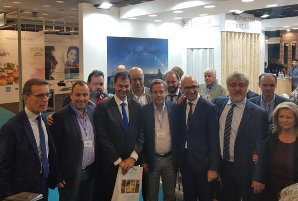 Η Περιφέρεια Δυτικής Ελλάδας στη 35η Philoxenia 2019