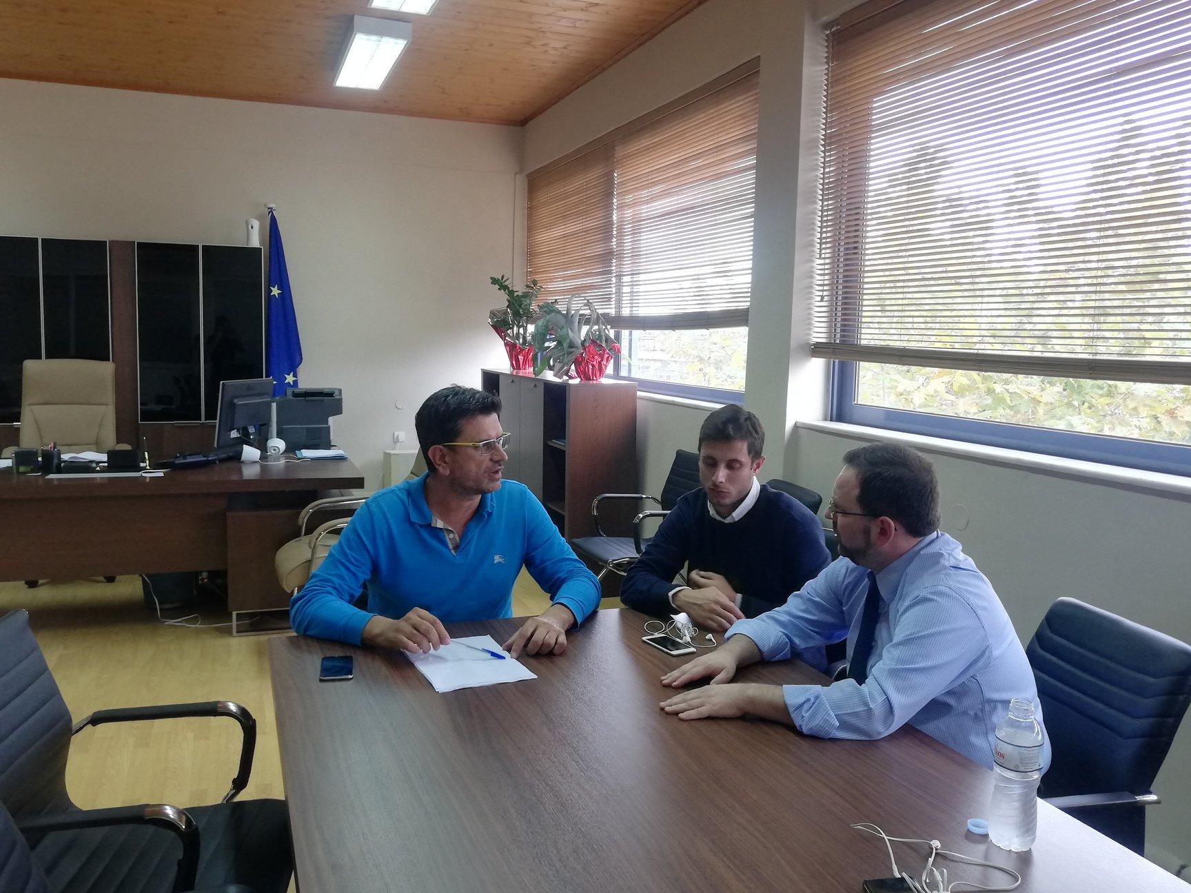 Δήμος Ανδραβίδας-Κυλλήνης: Τουρισμός και Πολιτισμός στο επίκεντρο συνάντησης Λέντζα με Κοροβέση