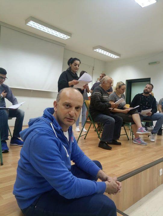 """Πύργος: Η ομάδα Τέχνης Δούρειος Ίππος ανεβάζει Λ. Πιραντέλλο- Θα """"αυτοσχεδιάσουν"""" επί σκηνής"""