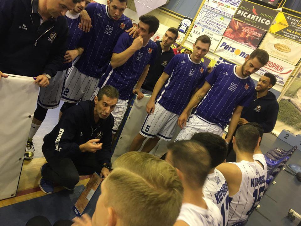 Κόροιβος Αμαλιάδας: Επιστροφή στις νίκες - Κέρδισε με 75-67 την ομάδα του Α.Ο. Τρίτων για την Α2 εθνική κατηγορία (Photos)