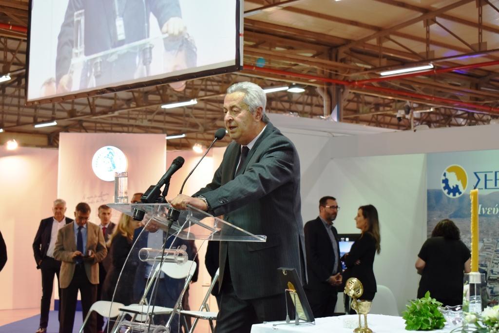 Το Επιμελητήριο Ηλείας στην Έκθεση «Πελοπόννησος Expo 2019»- Πραγματοποιήθηκαν την Τετάρτη 13/11/2019 τα εγκαίνια της έκθεσης (Photos)