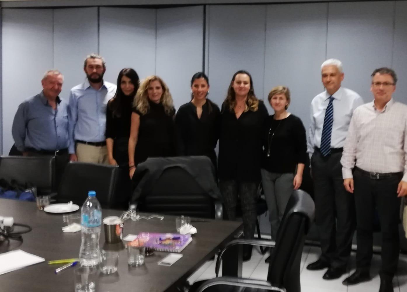 ΠΔΕ: Ο Αντιπεριφερειάρχης Φωκίων Ζαϊμης σε τεχνική συνάντηση για την πορεία των έργων INTERREG