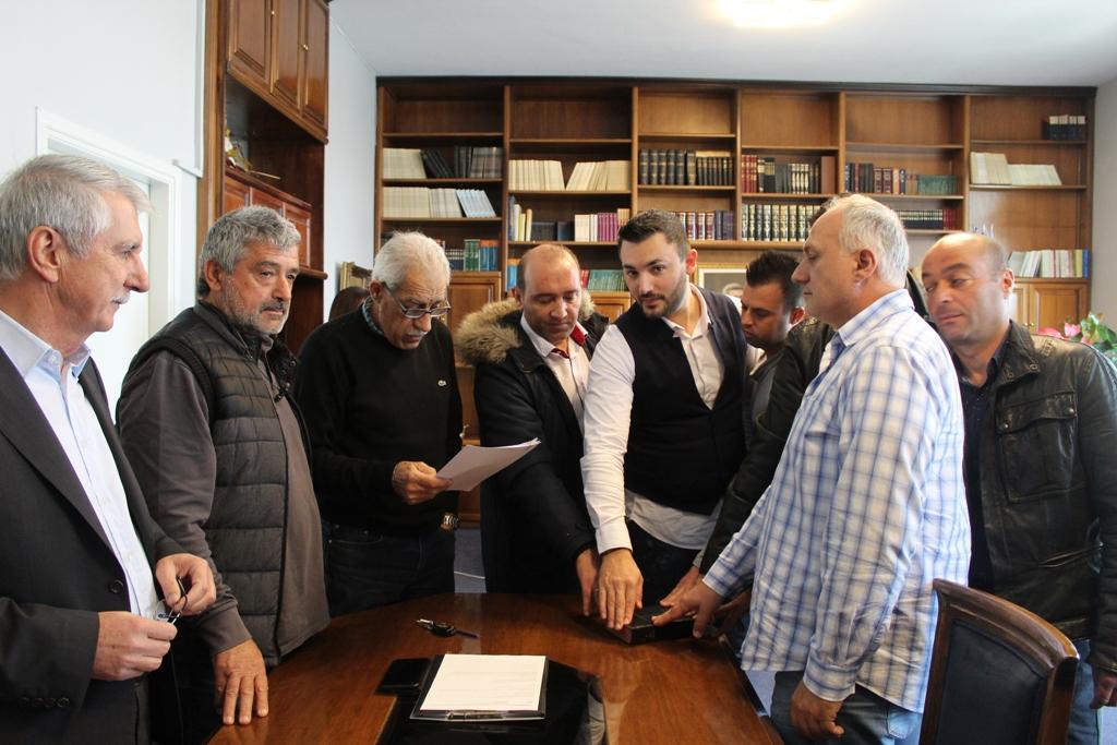Δήμος Ήλιδας: Ορκίστηκαν οι πρώτοι 6 μόνιμοι υπάλληλοιαπό την προκήρυξη 3Κ/2018 του ΑΣΕΠ (photos)