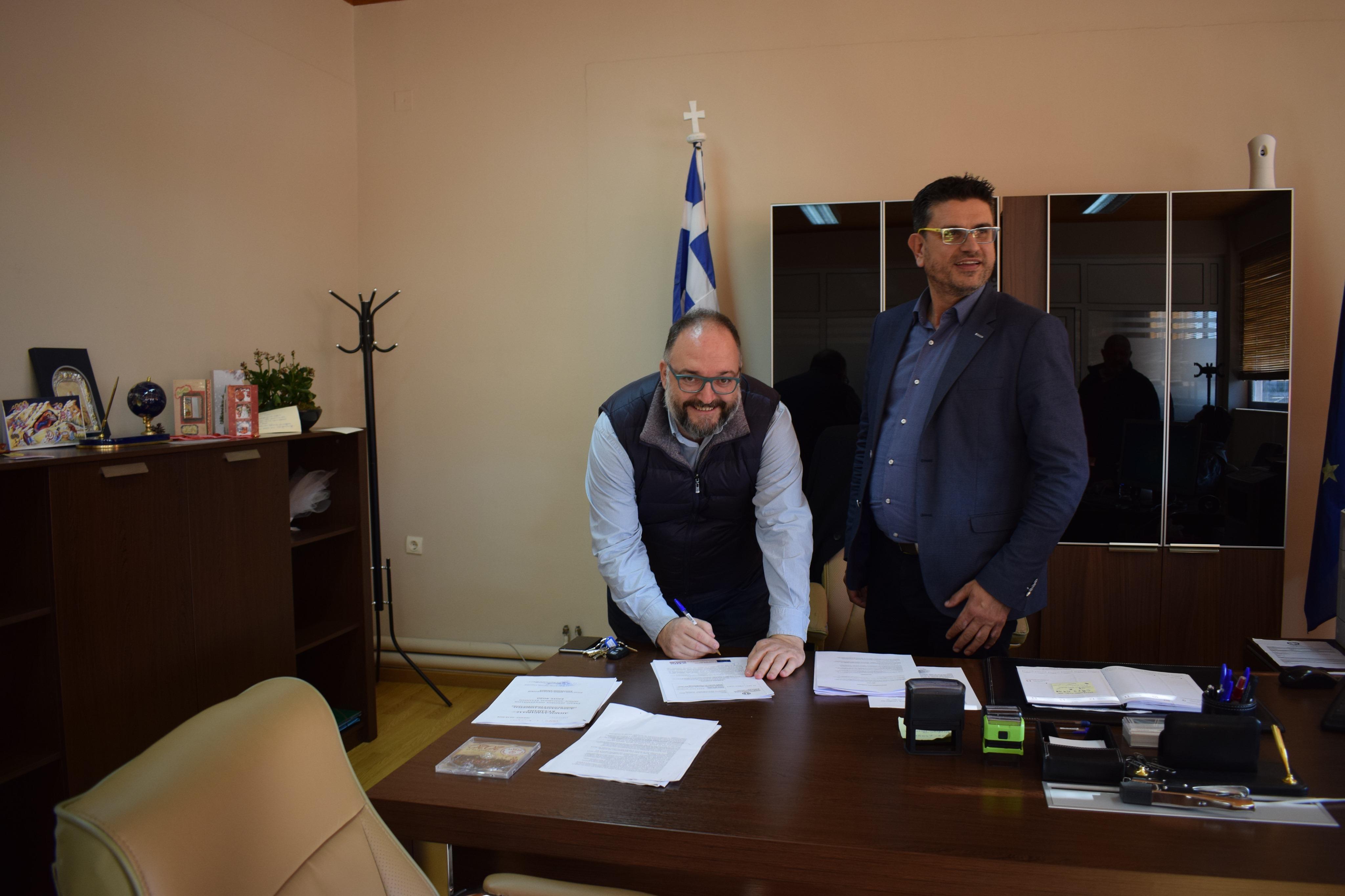 Στον Δήμο Ανδραβίδας-Κυλλήνης: Έργα Ανάπλασης και Αναβάθμισης
