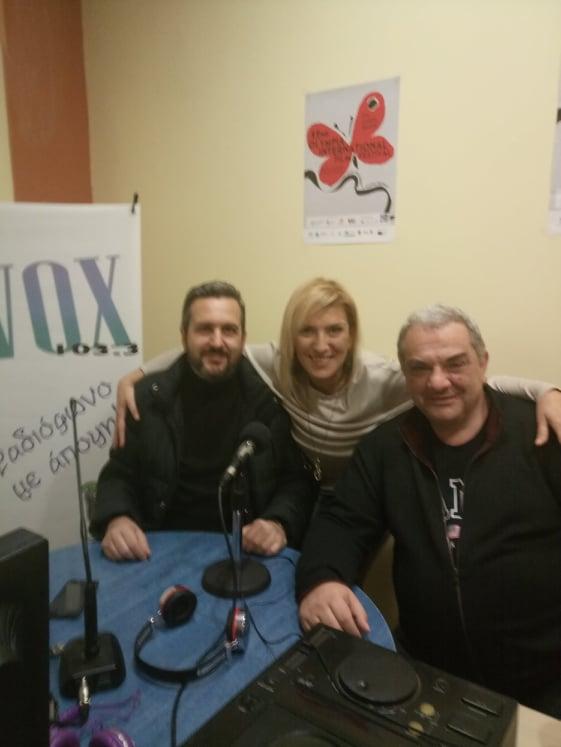 Ο πρόεδρος του ΔΟΠΠ Χάρης Μικελόπουλος στον VOX 103.3: Όλοι την Κυριακή στην πλατεία του Πύργου