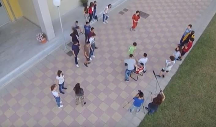 1ο Γυμνάσιο Πύργου: Ξεχωριστή διάκριση από τον Συνήγορο του Πολίτη/Συνήγορο του Παιδιού για την ταινία «Εφηβίωση» της κινηματογραφικής ομάδας «CINEμαθαίνουμε» του σχολείου (photos)