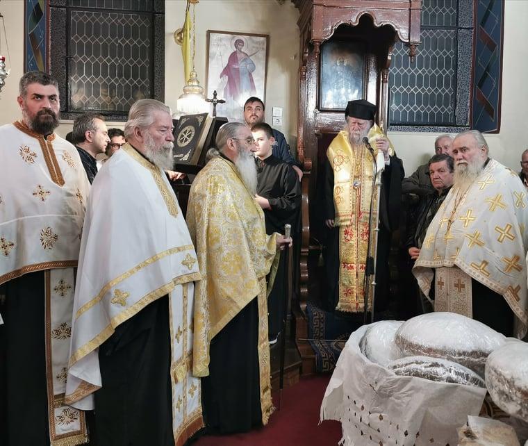Πύργος: Ο Άγιος Διονύσιος της Ανεξικακίας και της Συγχώρησις, εορτάστηκε στην πόλη με Ιεροπρέπεια (photos)