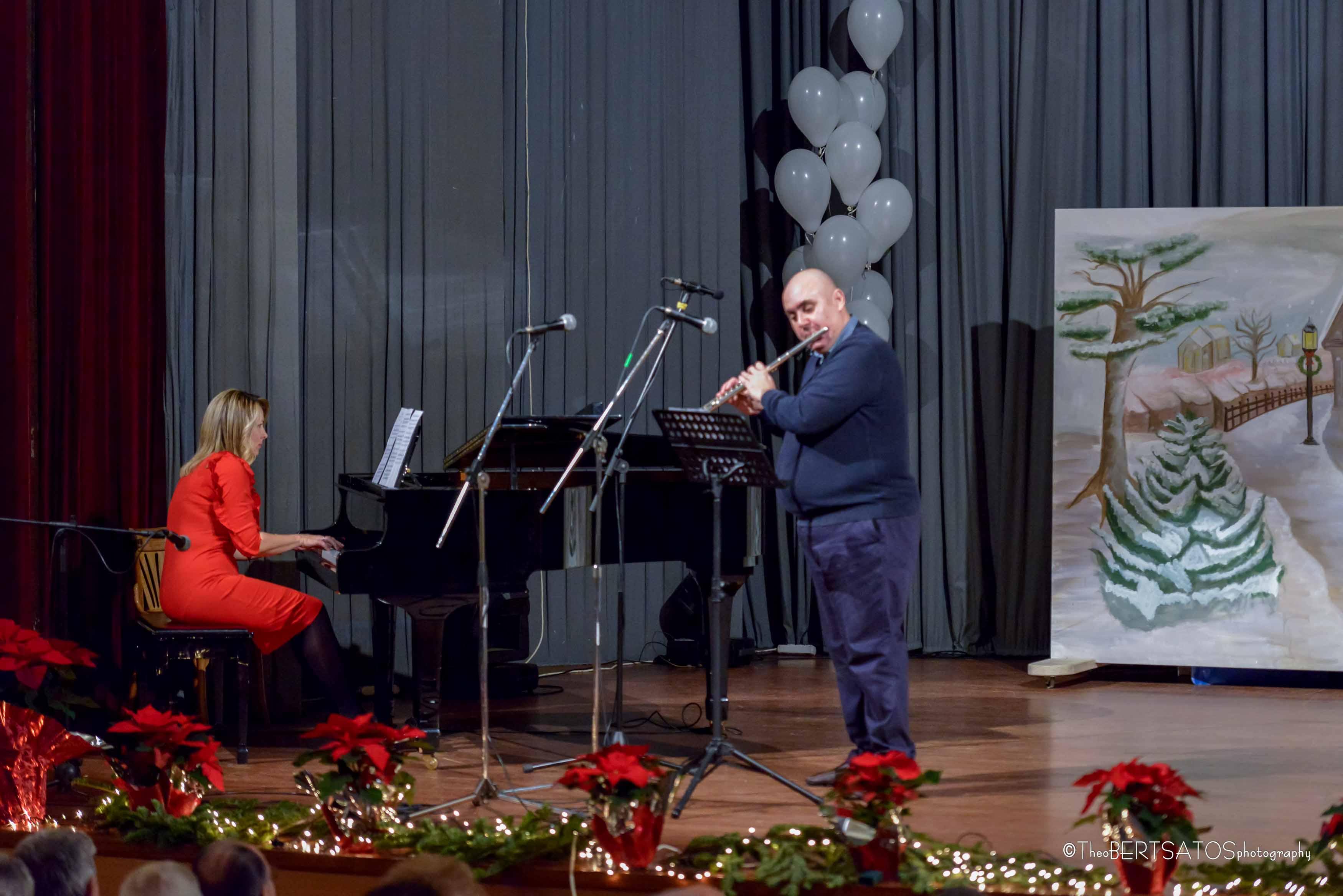 """Ελληνικό Ωδείο-Παράρτημα Πύργου: Την Τρίτη 17/12 η Χριστουγεννιάτικη Συναυλία - Μουσικά Σύνολα, Καθηγητές & Σπουδαστές """"πρωταγωνιστές"""" στο θέατρο Απόλλων"""