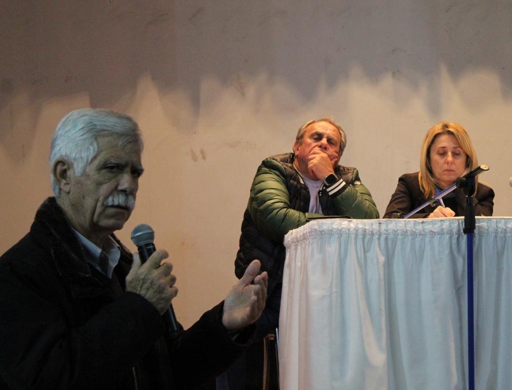 """Αμαλιάδα: Γιάννης Λυμπέρης στη Λαϊκή Γενική Συνέλευση του Δήμου Ήλιδας: «Δήμος και Πολίτες ενωμένοι για την ανάπτυξη του τόπου τους» - """"Καταστροφική η πενταετία της προηγούμενης Δημοτικής Αρχής"""" (photos)"""