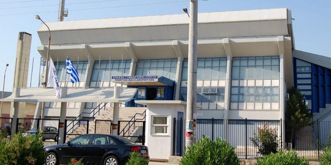 Κώστας Τζαβάρας: Εγκρίθηκε η χρηματοδότηση ύψους 600.000 ευρώ από τον Υφυπ. Αθλητισμού Ελ. Αυγενάκη για την επισκευή και αποκατάσταση του κλειστού γυμναστηρίου Πύργου «Γ. ΒΑΣΙΛΑΚΟΠΟΥΛΟΣ»