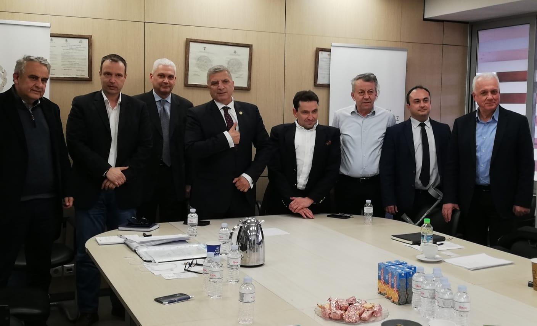 ΠΔΕ: Συνάντηση Αντιπεριφερειαρχών Ανάπτυξης / Επιχειρηματικότητας στην Αθήνα