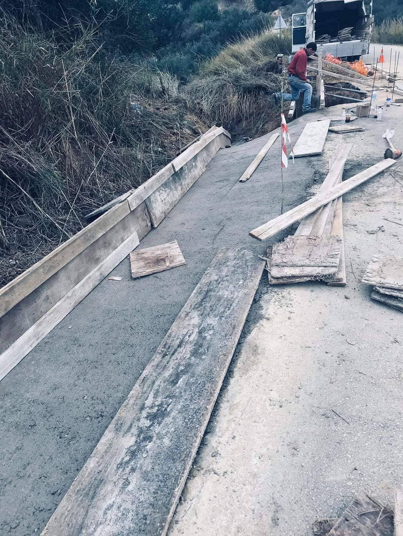 Δήμος Ανδραβίδας-Κυλλήνης: Άμεσα επιλύθηκε το πρόβλημα του οδικού δικτύου Κάστρου-Βαρθολομιού - Ευχαριστίες Γ. Λέντζα προς την Περιφέρεια Δυτ. Ελλάδας (Photos)