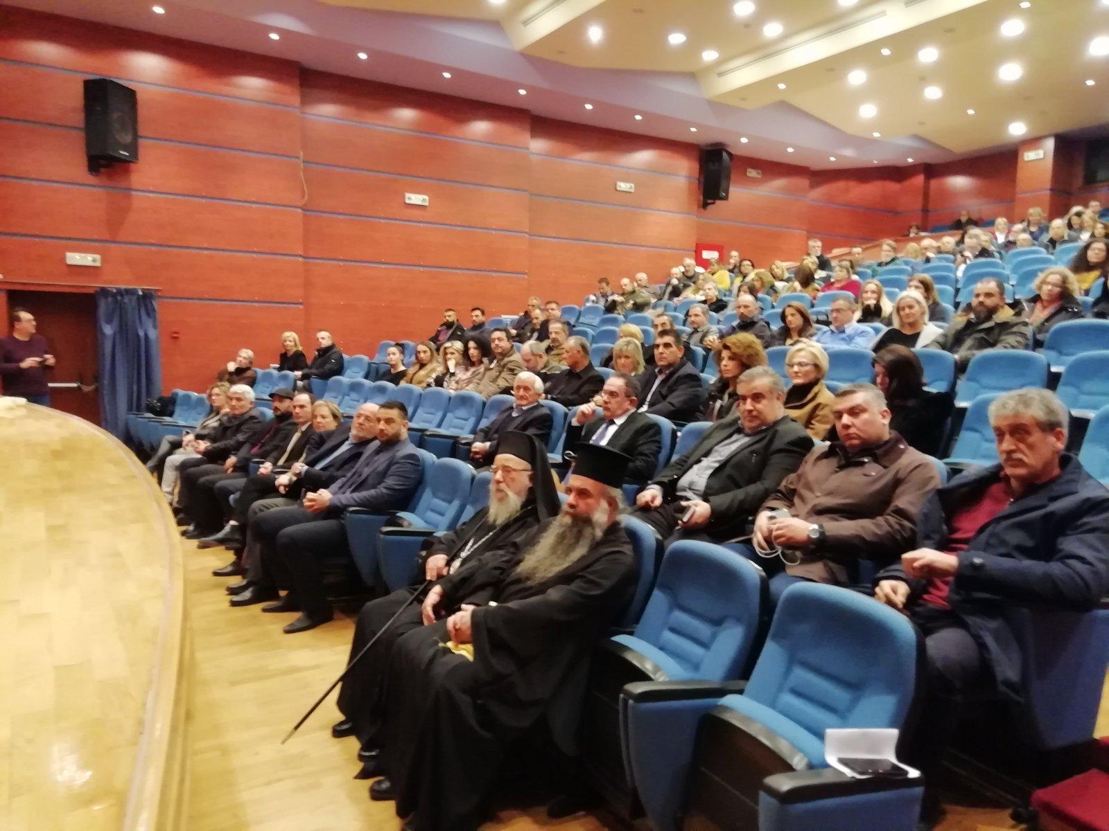 Ν. Φαρμάκης στην κοπή πίτας της ΠΕ Αιτωλοακαρνανίας: Καθημερινός αγώνας για την προκοπή και τη διεκδίκηση των στόχων της Δυτικής Ελλάδας