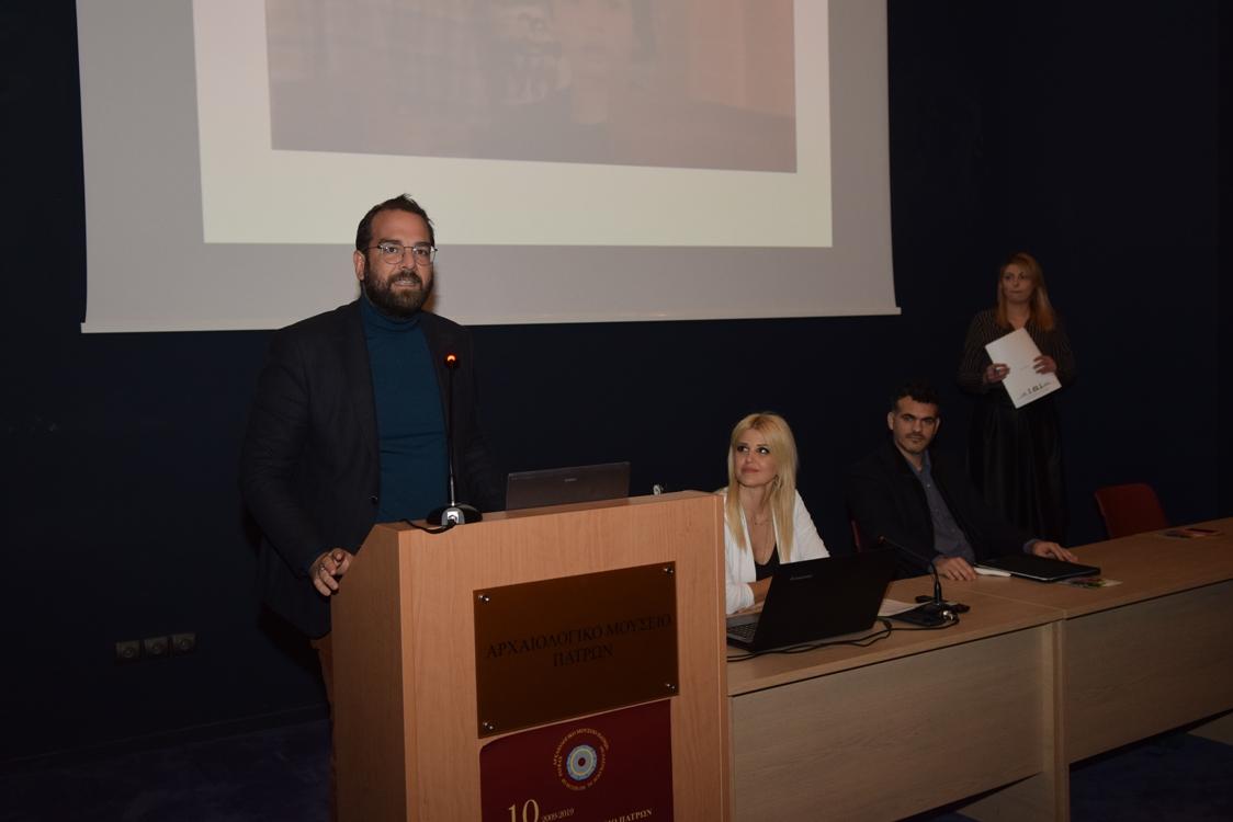 Η Περιφέρεια Δυτικής Ελλάδας στηρίζει και συμμετέχει στην καμπάνια «ΕΝΑ στα ΠΕΝΤΕ» Υποδοχή Ράπτη από Φαρμάκη (photos)