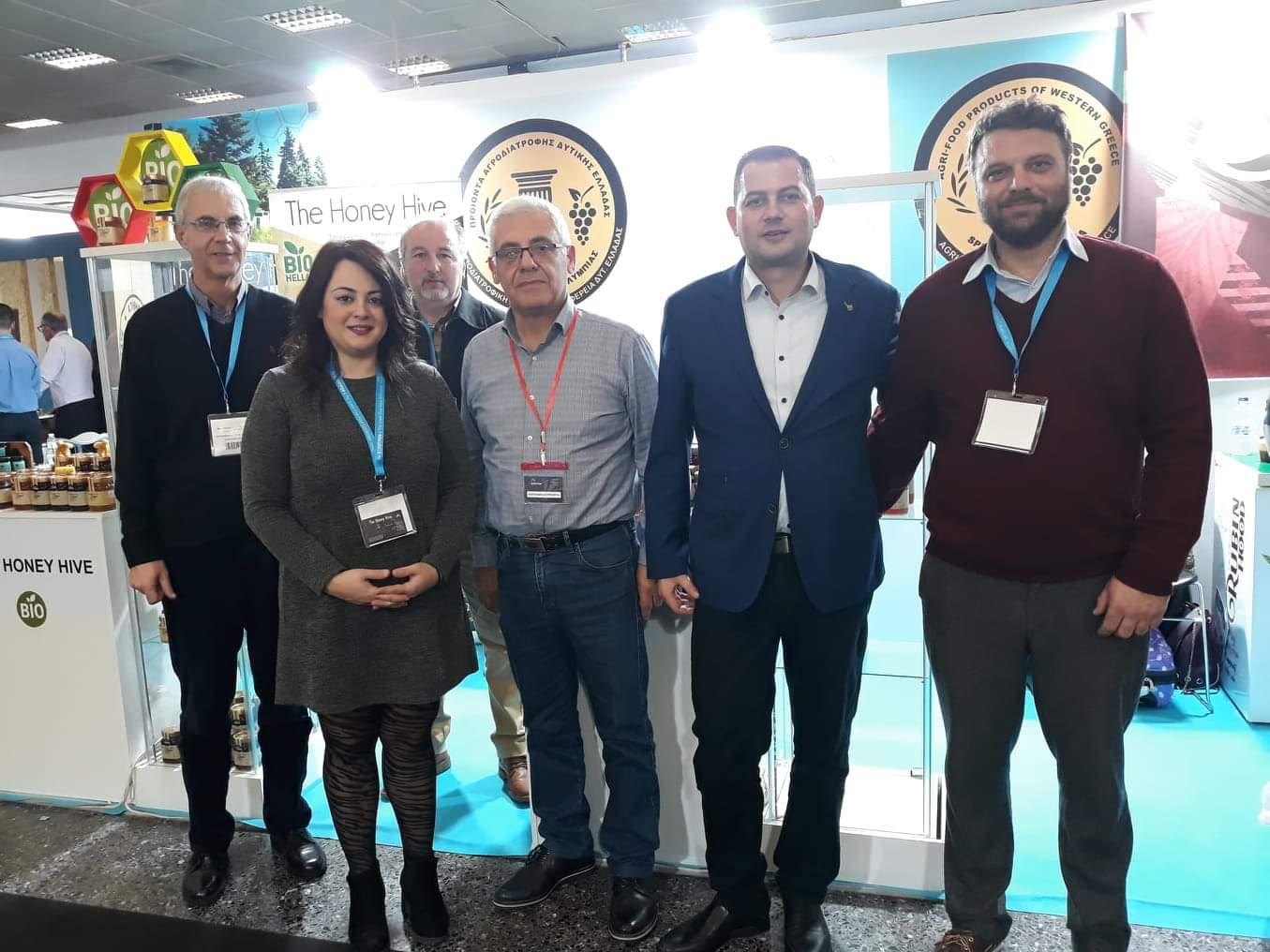 Στην 7η ΕΞΠΟΤΡΟΦ 2020 συμμετείχε η Περιφέρεια Δυτικής Ελλάδας, με δικό της ανανεωμένο περίπτερο