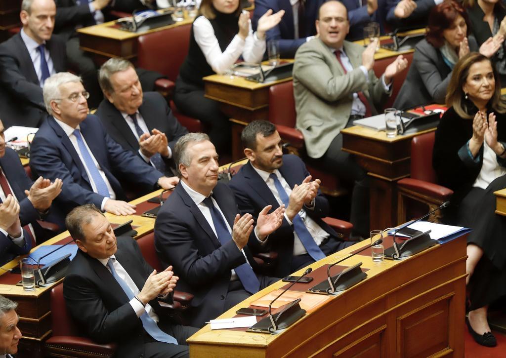 Από τον Ανδρέα Νικολακόπουλο στη Βουλή: Αναλυτική και επιμελημένη, με επάρκεια Εισήγησηγια την αμυντική συμφωνία Ελλάδας-ΗΠΑ! (photos)