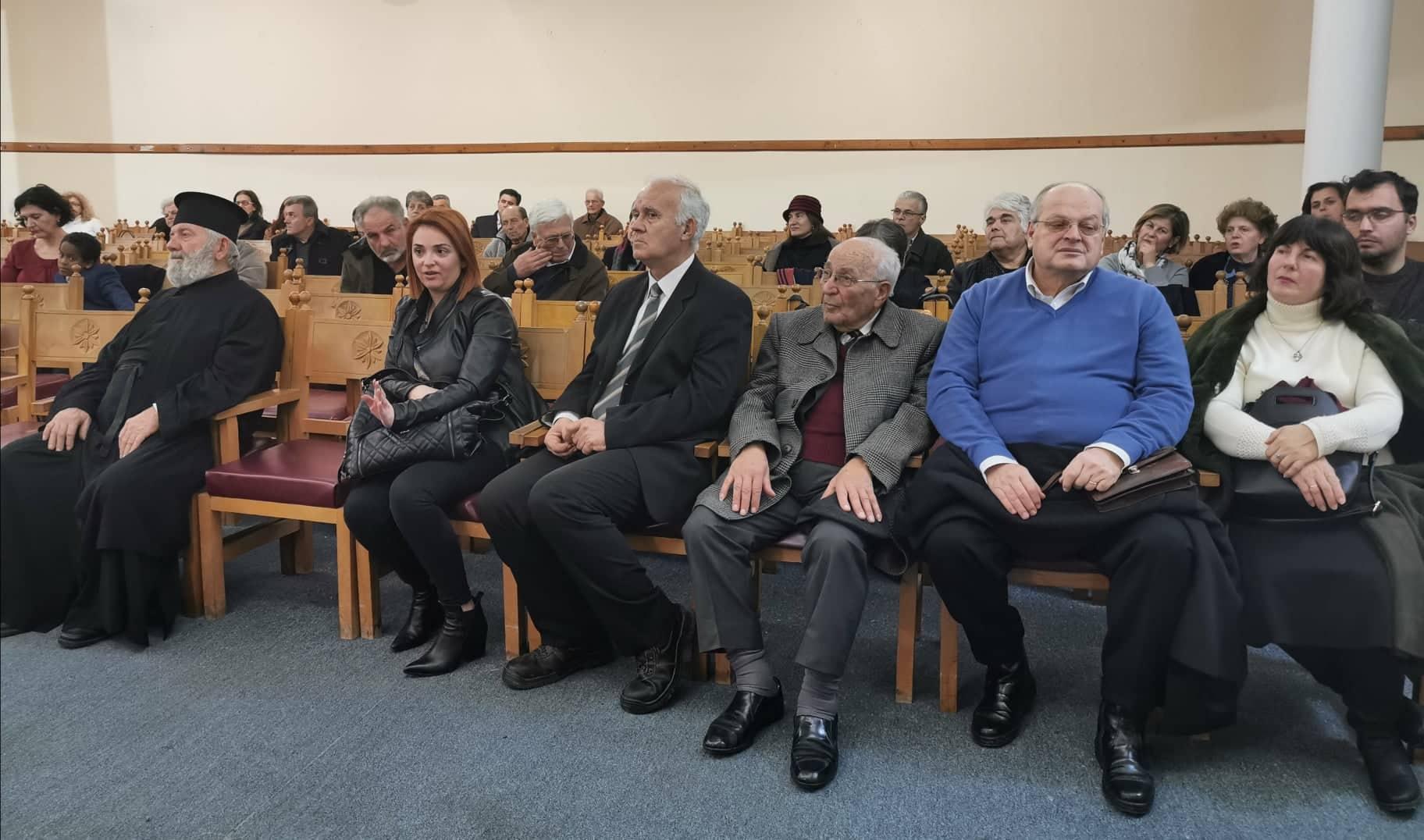 Πύργος: Eκδήλωση για τους Τρεις Ιεράρχες από την Ιερά Μητρόπολη Ηλείας και το Παράρτημα Π.Ε.Θ. Ηλείας (photos)